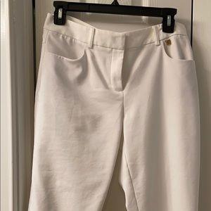 Ivanka Trump White dress pants